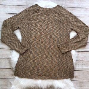 Relativity Heathered Knit Sweater